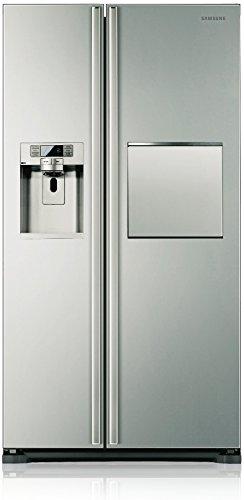 Samsung RS6178UGDSREF Side-by-Side /  A++ / 178 cm Höhe / 390 kWh/Jahr / 398 L Kühlteil / 217 L Gefrierteil / Solar Fresh Zone / edelstahl